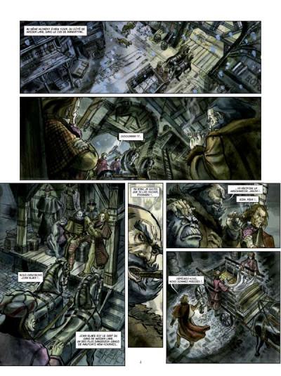 Page 2 Histoires extraordinaires d'Edgar Poe tome 2 - usher