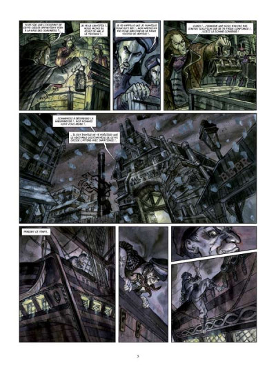 Page 3 Histoires extraordinaires d'Edgar Poe tome 2 - usher