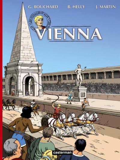 Couverture Les voyages d'Alix - Vienna
