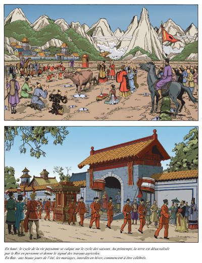 Page 1 Les voyages d'alix tome 28 - la chine