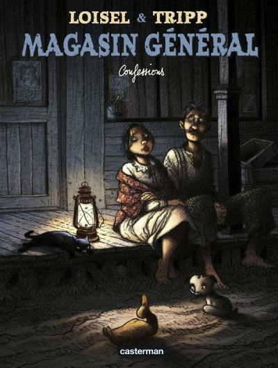 image de Magasin général tome 4 - confessions