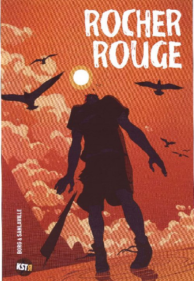 Couverture Rocher rouge tome 1