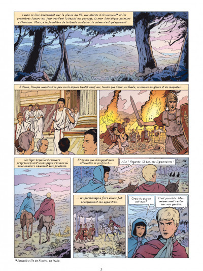 Page 1 Alix tome 32
