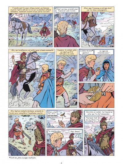 Page 2 Alix tome 32
