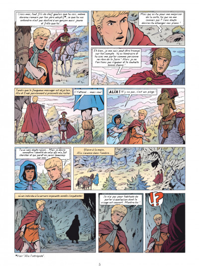 Page 3 Alix tome 32