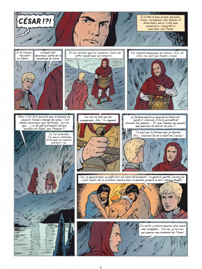 Page 4 Alix tome 32