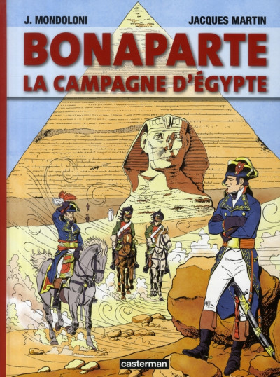 image de Bonaparte en egypte
