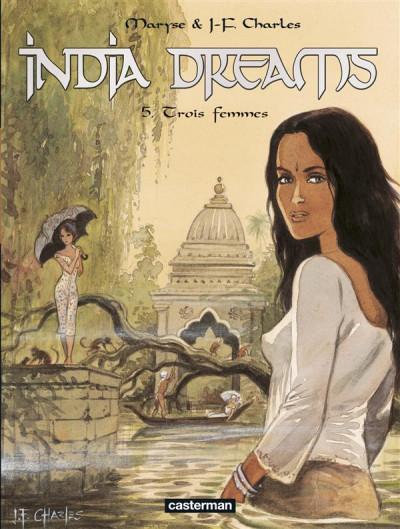 image de India dreams tome 5 - trois femmes