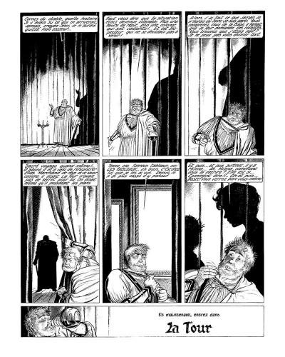 Page 3 Les cités obscures tome 3