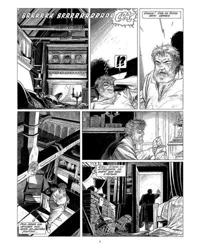 Page 8 Les cités obscures tome 3