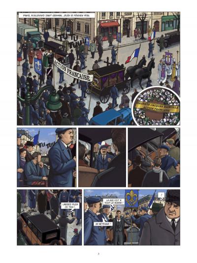 Page 1 Boro reporter photographe tome 4 - le temps des cerises tome 1