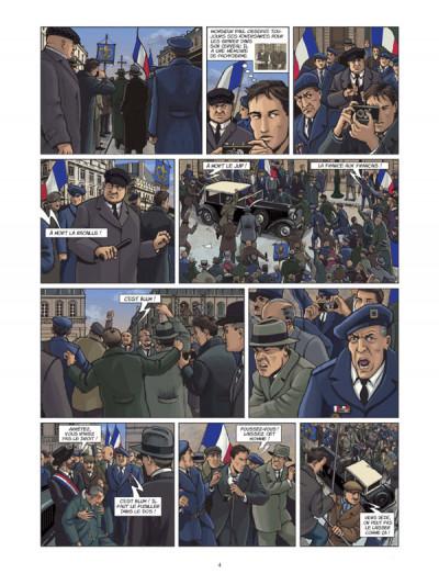 Page 2 Boro reporter photographe tome 4 - le temps des cerises tome 1