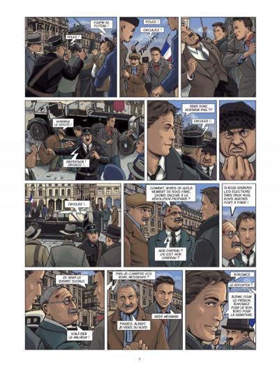 Page 3 Boro reporter photographe tome 4 - le temps des cerises tome 1