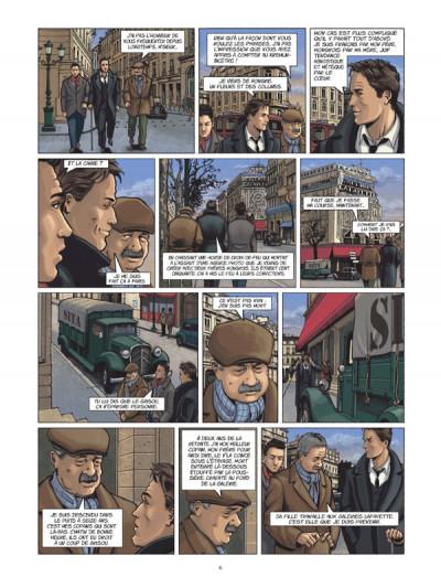 Page 4 Boro reporter photographe tome 4 - le temps des cerises tome 1