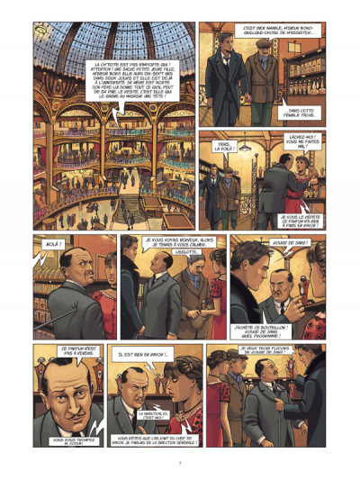 Page 5 Boro reporter photographe tome 4 - le temps des cerises tome 1