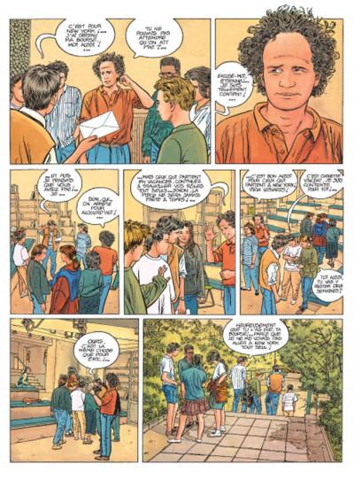 Page 1 tendre banlieue ; intégrale : Samantha ; les yeux de Leïla ; regarde-moi !