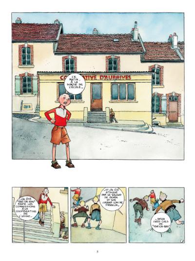 Page 1 Les années spoutnik - intégrale