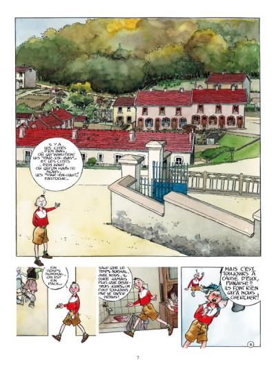Page 3 Les années spoutnik - intégrale