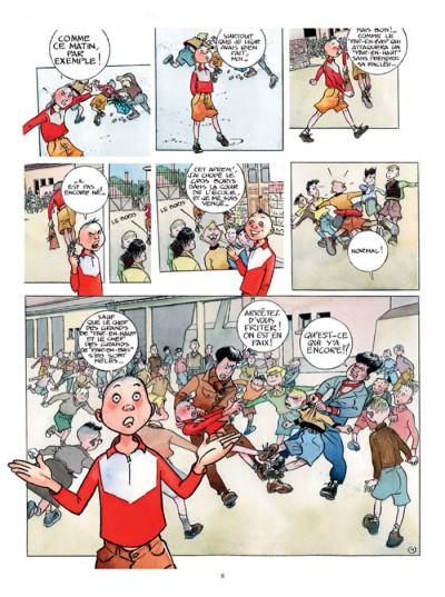 Page 4 Les années spoutnik - intégrale