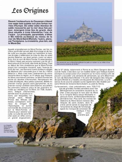 Page 2 Les voyages de jhen - le Mont-Saint-Michel