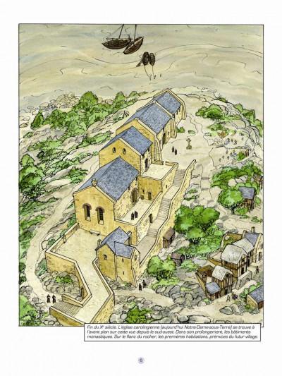 Page 4 Les voyages de jhen - le Mont-Saint-Michel