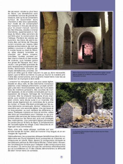 Page 5 Les voyages de jhen - le Mont-Saint-Michel