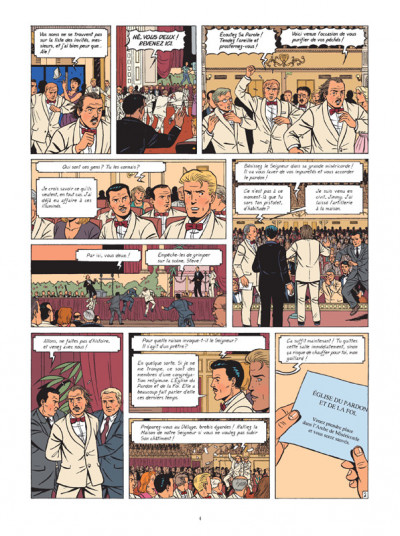 Page 2 Lefranc tome 21