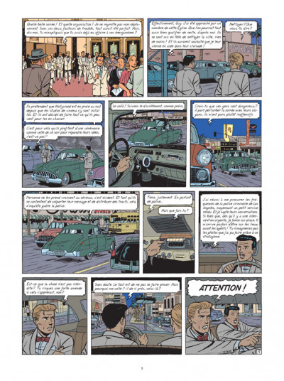 Page 3 Lefranc tome 21