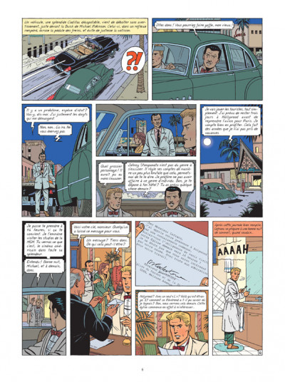 Page 4 Lefranc tome 21