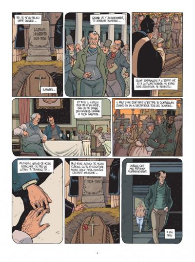 Page 2 noirhomme tome 3 - échec