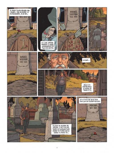Page 3 noirhomme tome 3 - échec