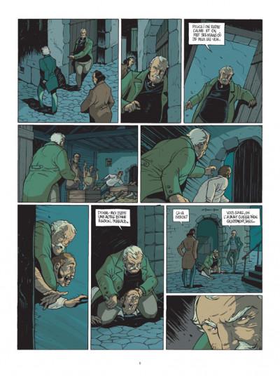 Page 4 noirhomme tome 3 - échec