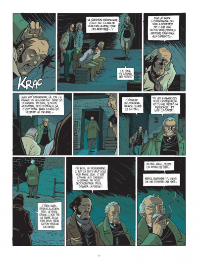 Page 5 noirhomme tome 3 - échec