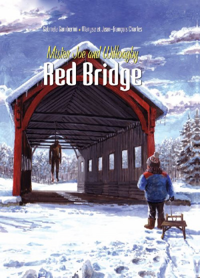 Couverture Red bridge tome 2 - Mister Joe and Willoagby