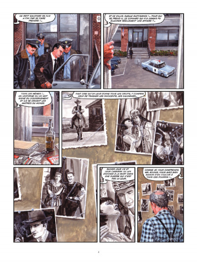 Page 2 Red bridge tome 2 - Mister Joe and Willoagby