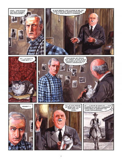 Page 3 Red bridge tome 2 - Mister Joe and Willoagby