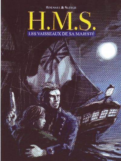 Couverture H.M.S.