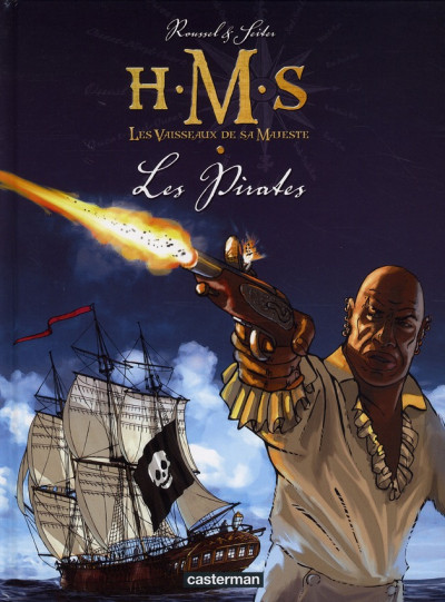 image de H.m.s. tome 5 - his majesty's ship tome 5 - le pirates