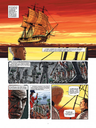 Page 1 H.m.s. tome 5 - his majesty's ship tome 5 - le pirates