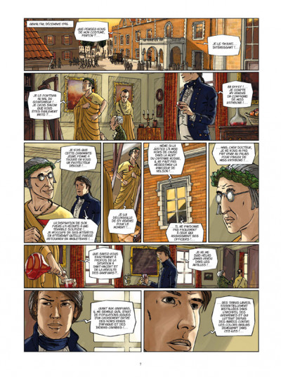 Page 5 H.m.s. tome 5 - his majesty's ship tome 5 - le pirates
