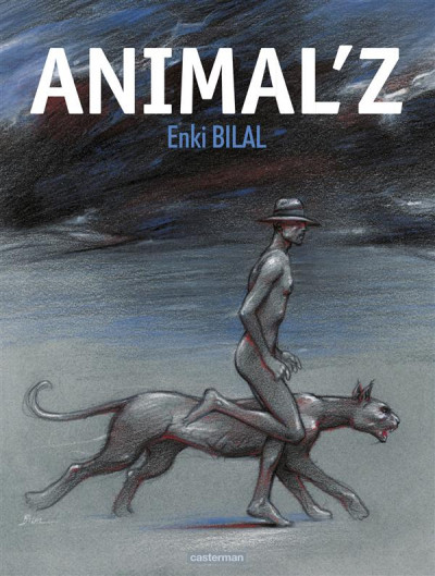Couverture Animal'z