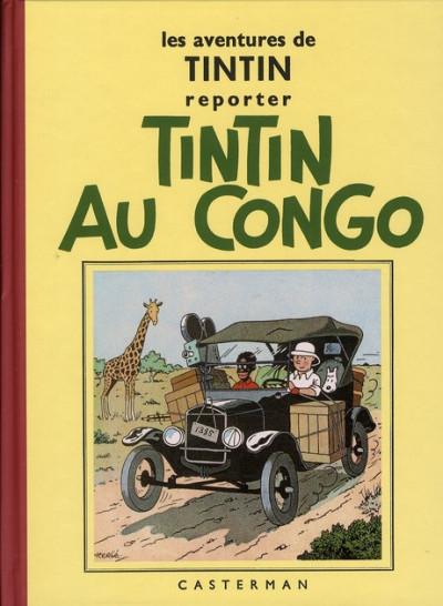 image de Tintin tome 2 - tintin au congo (fac-similé N&B 1930-31 - Petit format)