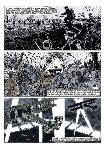 Page 1 journal de guerre tome 5 - 1918