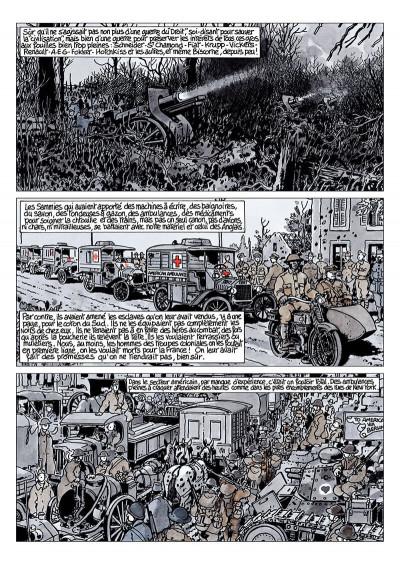 Page 3 journal de guerre tome 5 - 1918