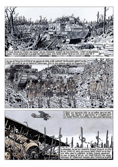 Page 5 journal de guerre tome 5 - 1918