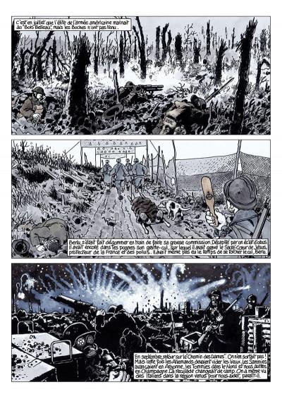 Page 6 journal de guerre tome 5 - 1918