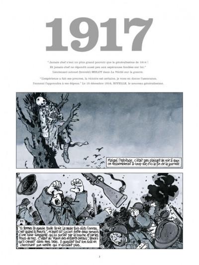 Page 1 Putain de guerre tome 2 - 1917-1918-1919