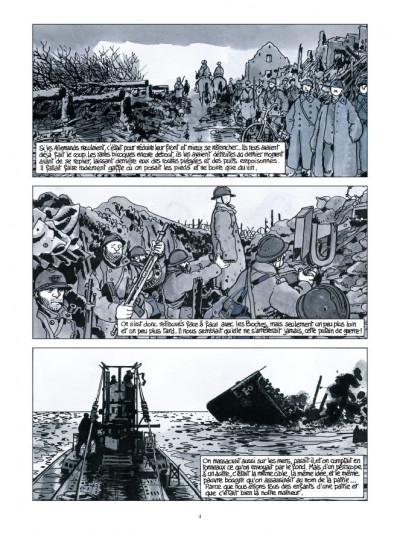 Page 2 Putain de guerre tome 2 - 1917-1918-1919