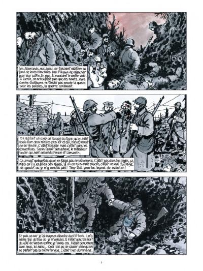 Page 3 Putain de guerre tome 2 - 1917-1918-1919