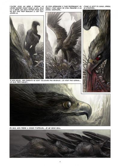 Page 2 Kraa tome 1 - la vallée perdue